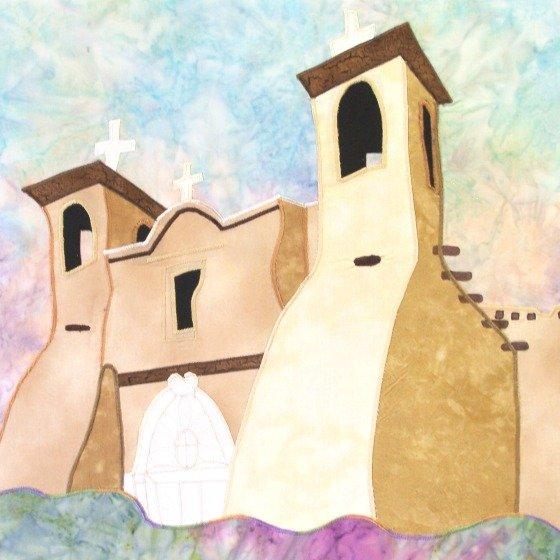 MC - St Francis De Asis, Rancho de Taos