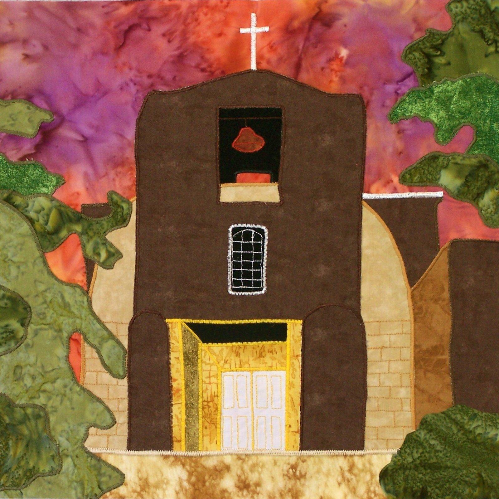 MC - El San Miguel (St Michael's Santa Fe)