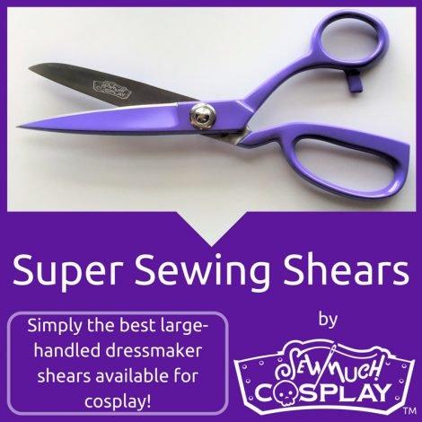 CP - Sew Super Cosplay Shears