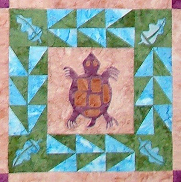ASM - 12 Tortoise Pattern