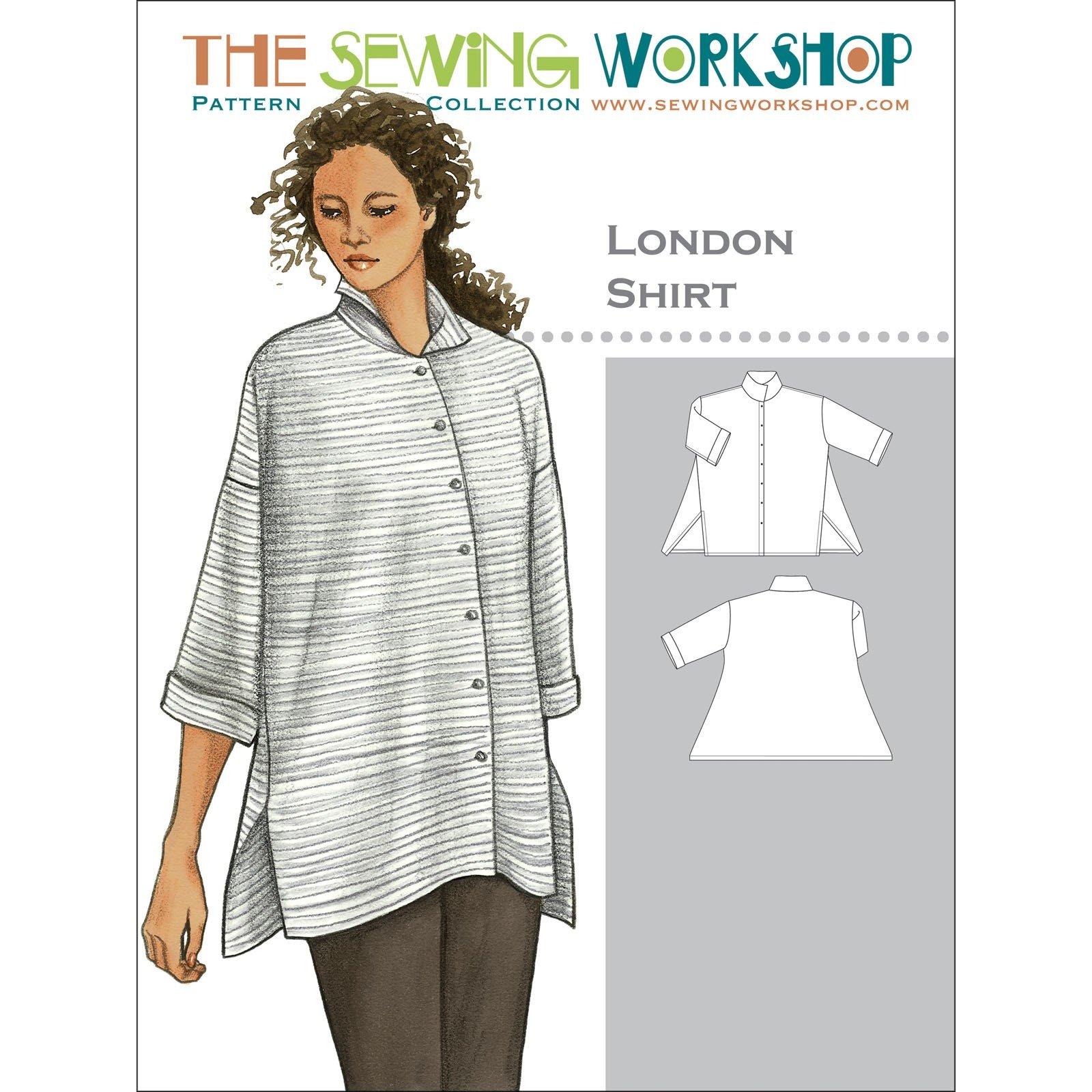 London Shirt Pattern