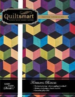 Quiltsmart Tumbling Blocks Kit