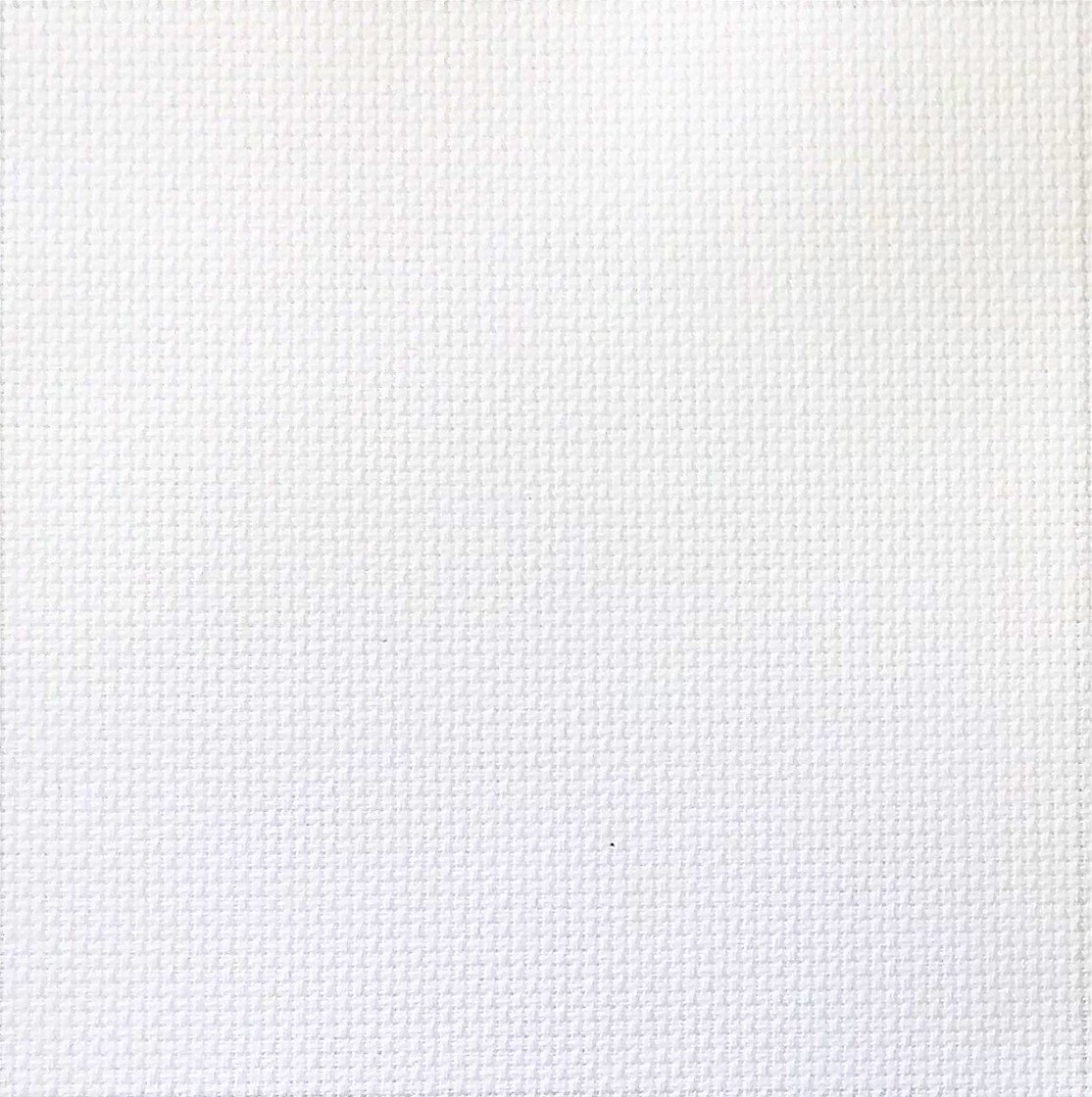 Aida Fabric 14 CT, 60 - White