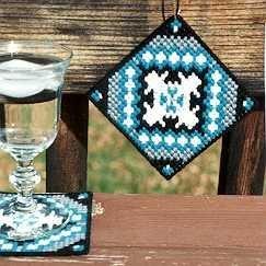 Coaster - Klagetoh Needlepoint Kit