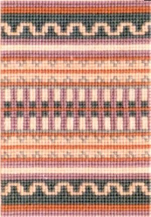 Contemporary Counted Cross Stitch