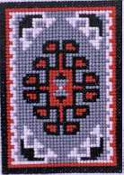 Small Klagetoh Counted Cross Stitch Kit