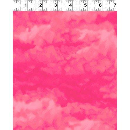 Misty - Raspberry Fabric