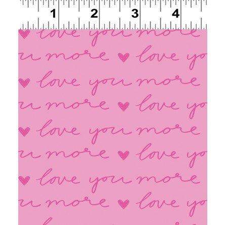 Pen Pal Love You More - Light Fuchsia