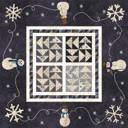 Winter-Ific Cotton and Wool Kit