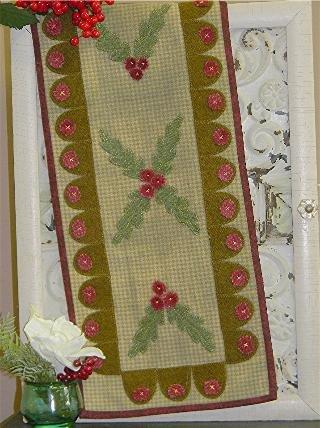 Wool Gatherings Christmas Cactus
