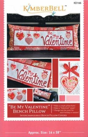 Be My Valentine Quilt Kit