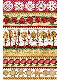 XMas Traditions Stripe