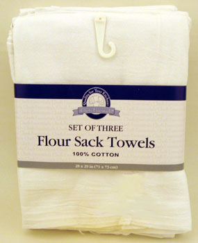 Flour Sack Towels 3 pkg