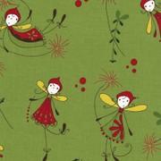 Woodland Green Fairies