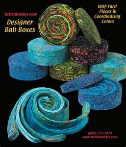 Batik Textiles Designer Box