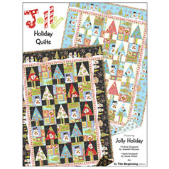 Jolly Holiday Quilt Kit