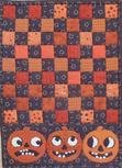 Trick or Treat Candle Mat