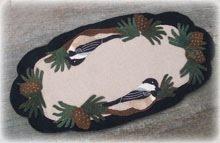 Chickadee Wonderland Wool Kit