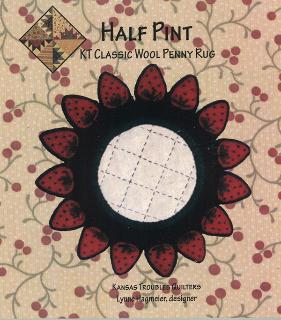 Half Pint Table Rug Kit