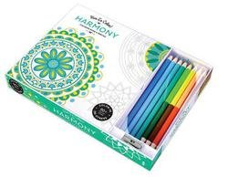Harmony Coloring Book & Pencils
