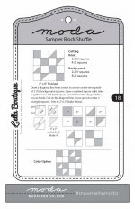 Sampler Shuffle Block #18