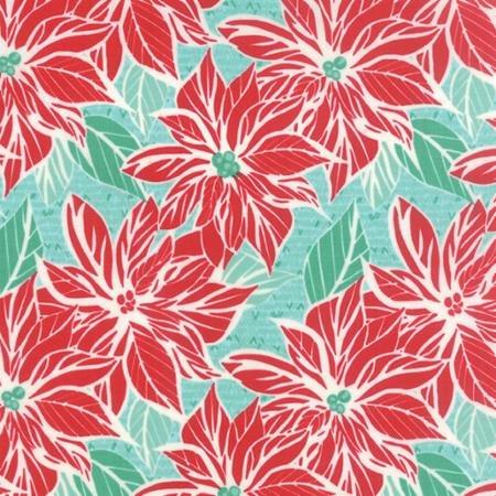Jingle Poinsettia 27211-16