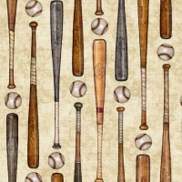 Grand Slam Baseballs and Bats