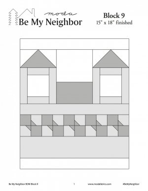 Be My Neighbor #9