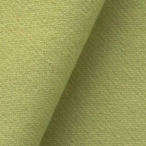 Soft Lime Green Wool Fat