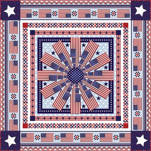 American Style Quilt Kit