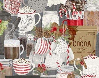 Hot Cocoa Bar Stacked