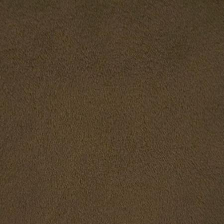 Brown Cuddle Solid 90in Wide