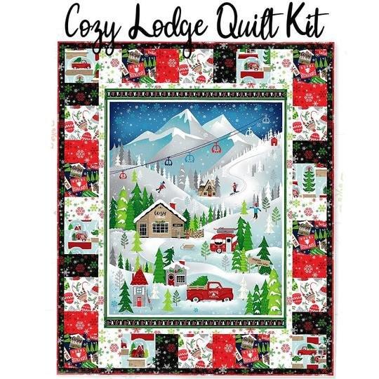 Cozy Lodge Quilt Kit