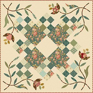 Berry Patch Quilt Kit