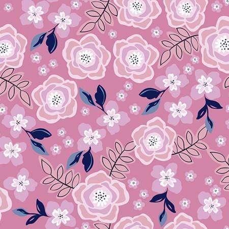 Woodrose Flor Digital Cuddle