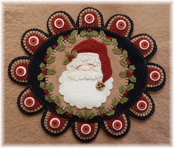 Dear Santa Wool Felt Kit
