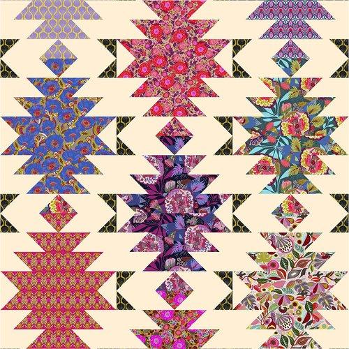 Desert Sky-Vibrant Blooms Kit