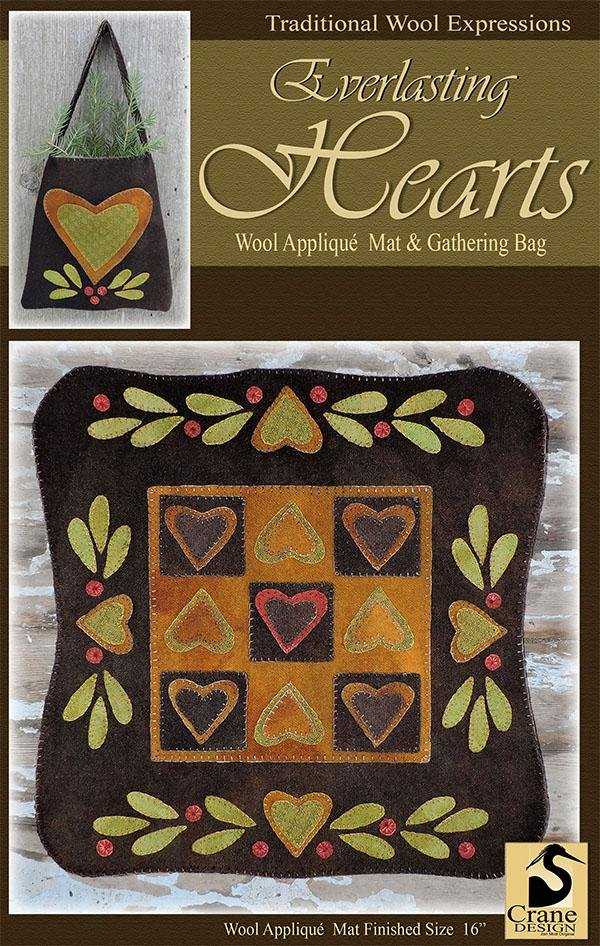 Everlasting Hearts Wool Kit