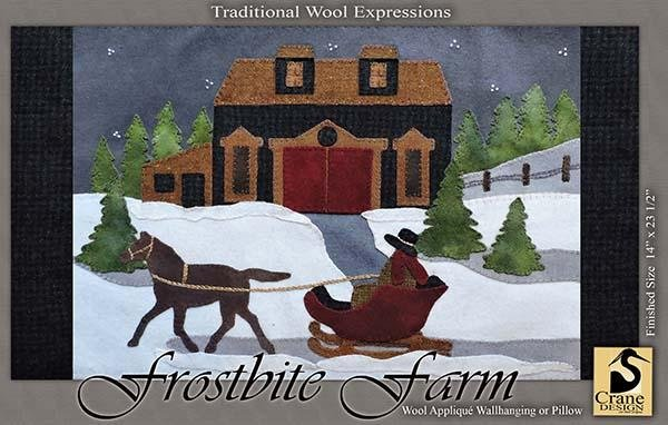 Frostbite Farm Wool Kit