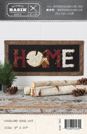 Woodland Home Mat Kit