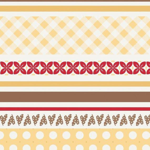 Sew Cherry 2523 Yellow