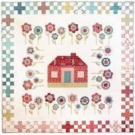 Quilt Pattern Kaisley Rose, Farm Sweet Farm