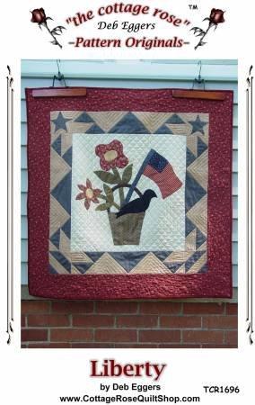 Liberty Cotton Quilt Kit