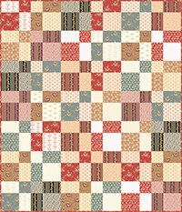 Four Patch Frolic by Little House on the Prairie