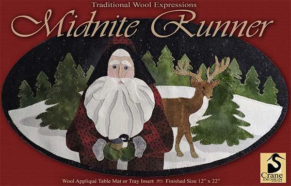 Midnite Runner Wool Kit