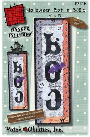 Halloween Bat 'N Books with Hanger - Kit