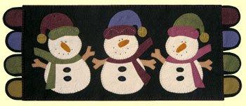 Jinglebell Snowman