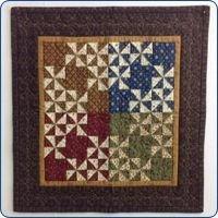 Kindred Spirits Pinwheel Puzzle