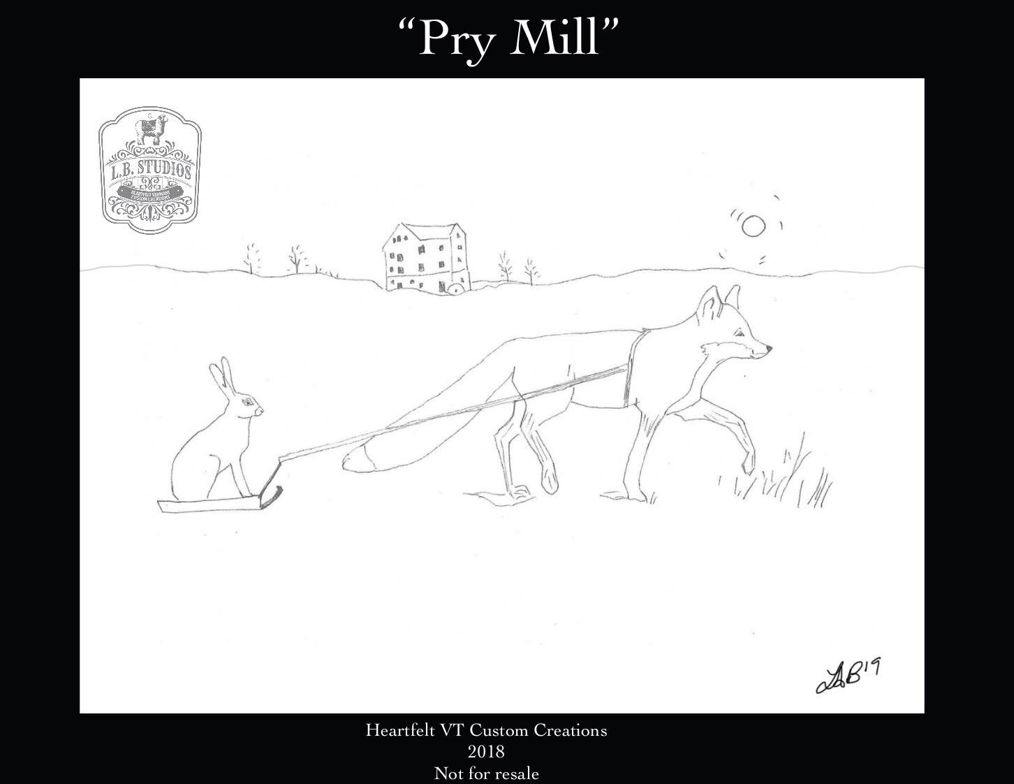 Pry Mill