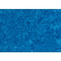 Rock Candy Blue Batik